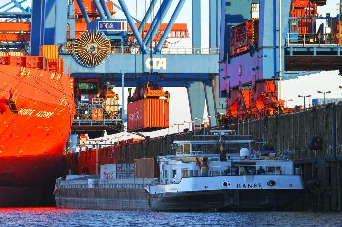 HHLA разрабатывает портал бронирования мультимодальных перевозок