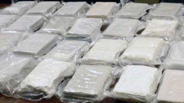 В турецком порту обнаружили крупную партию кокаина