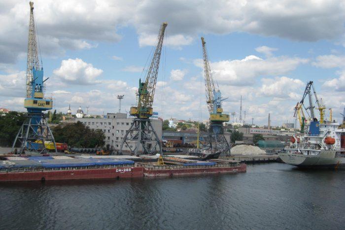 Херсонский морской торговый порт официально передали в концессию