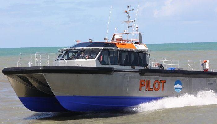 Порты Окленда оштрафованы за превышение скорости лоцманских катеров