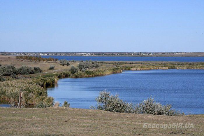 Украинское водохранилище Китай наполнили водой из Дуная