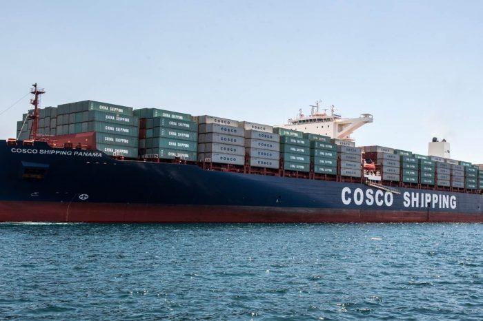Cosco Shipping и Alibaba создадут блокчейн-приложение для судоходства