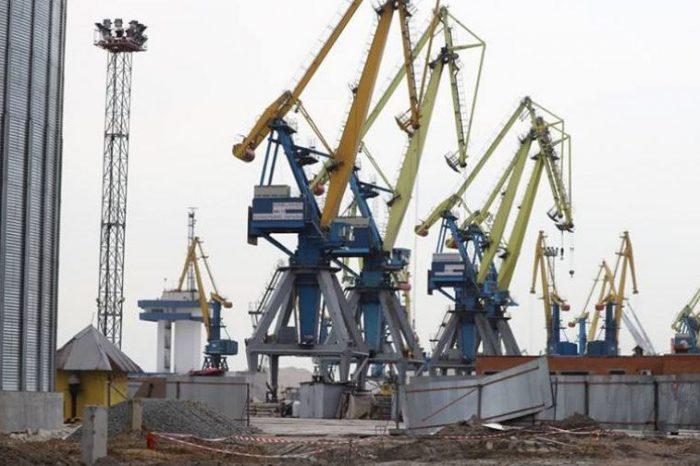Мариупольский порт возобновил строительство зернового терминала