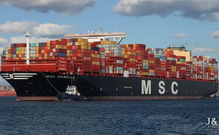 MSC продолжает инвестировать в обезуглероживание