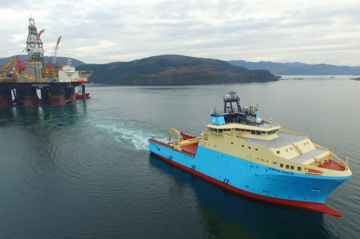 Бывшего руководителя Maersk Supply обвиняют в коррупции