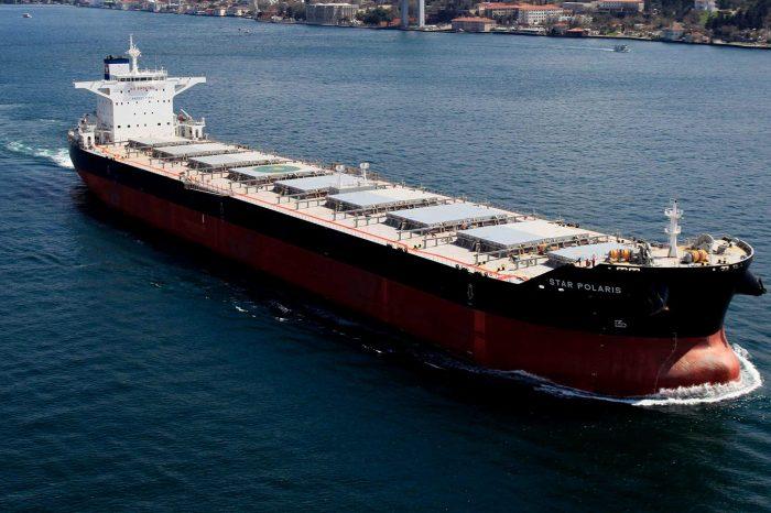 Star Bulk Carriers завершили серию сделок по продаже и аренде 16 судов