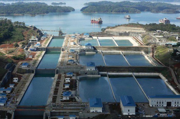 В Панамском канале возобновилось судоходство
