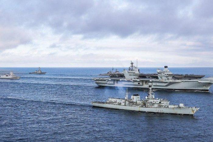"""Дебаты вокруг Королевского флота """"Build British"""" снова накаляются"""