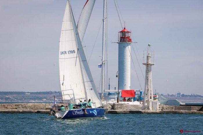 Из Одесского порта стартует ХХ юбилейная регата «Кубок портов Черного моря»