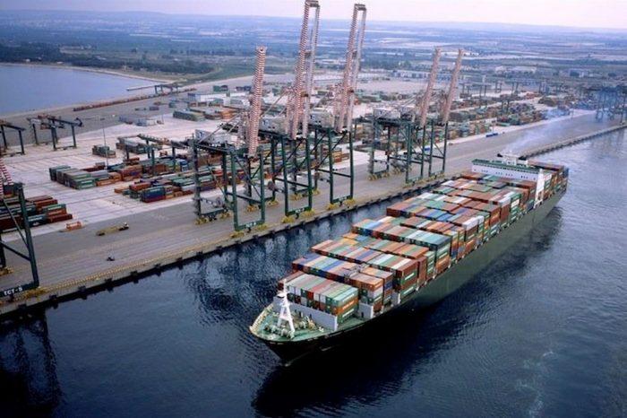 Неактивный флот контейнеровозов упал ниже отметки 1 млн TEU
