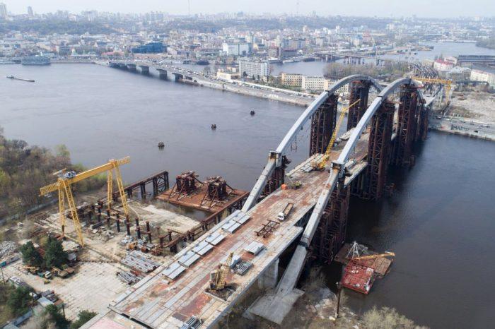 Строительство мостов в Украине: перезагрузка