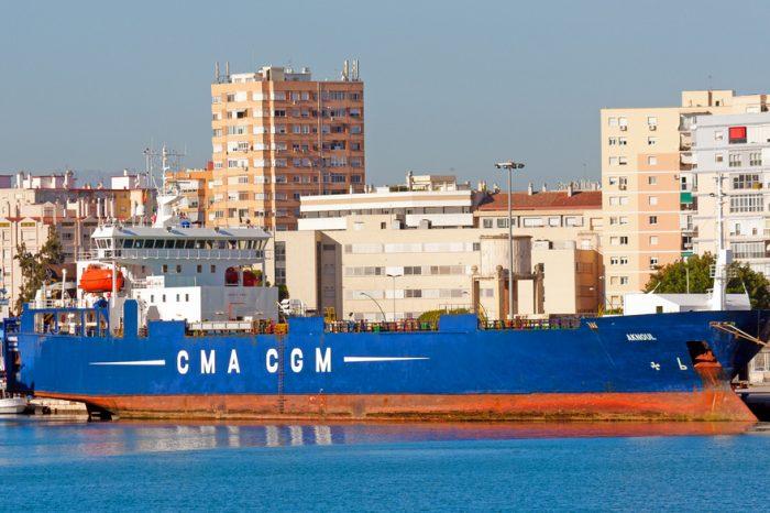 CMA CGM отправила в Бейрут 2500 тонн гуманитарной помощи
