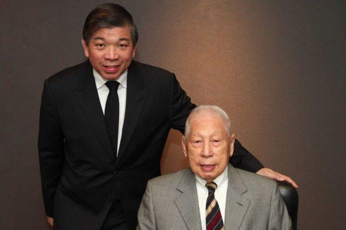 Опыт длинною в век: в Сингапуре скончался основатель Pacific International Lines