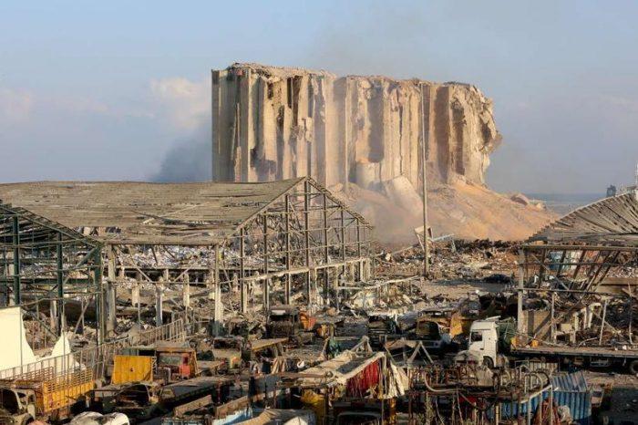 Всемирный банк подсчитал убытки от взрыва в порту Бейрута