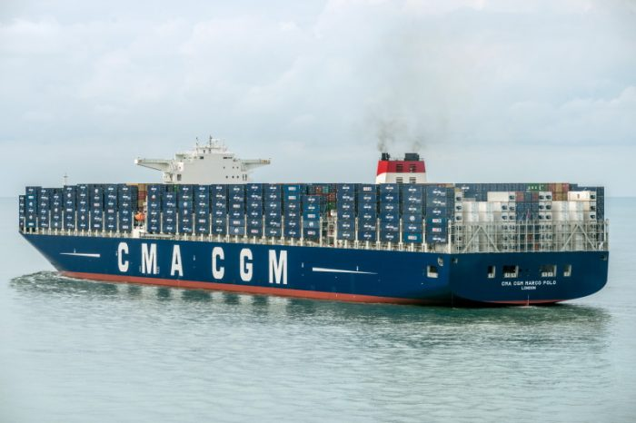 CMA CGM подверглась кибератаке