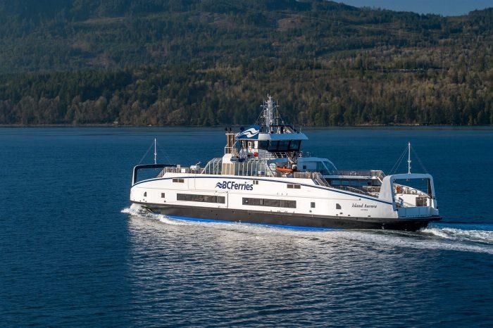 Канада выпустила первый в мире судовой модуль топливных элементов