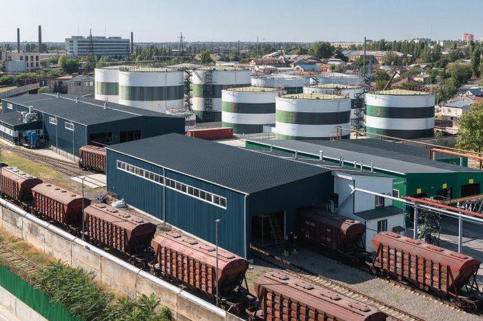 В Украине определили лидеров по экспорту растительного масла