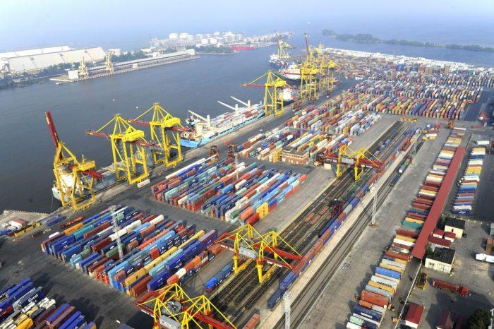 В Китае появился пятый автоматизированный контейнерный терминал