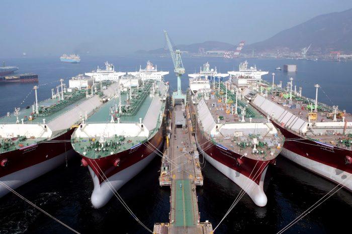 HMM И Samsung Heavy вместе разработают интеллектуальные корабельные технологии