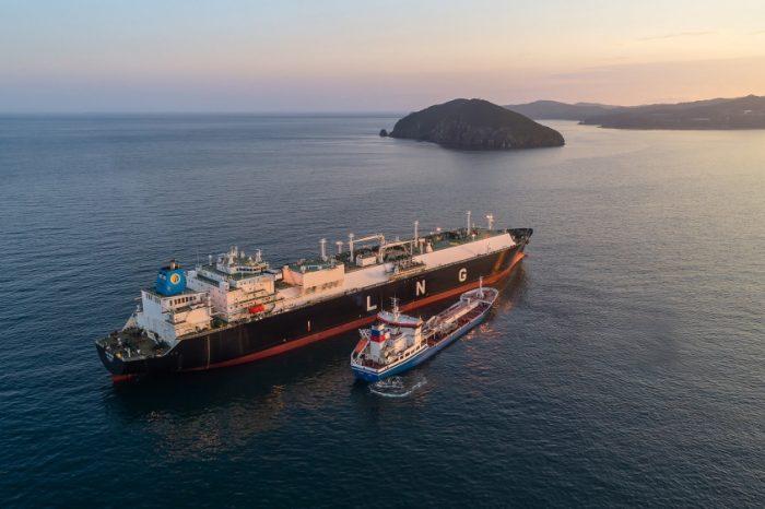 СПГ – единственный реальный способ прийти к декарбонизации судоходства