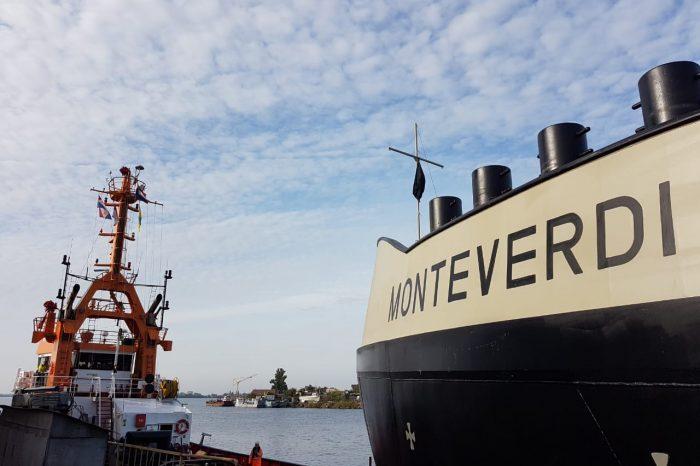Четвертый танкер-химовоз от SMG ушел в Нидерланды