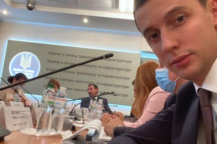 Парламентарии просят МИУ уволить руководство Морской администрации
