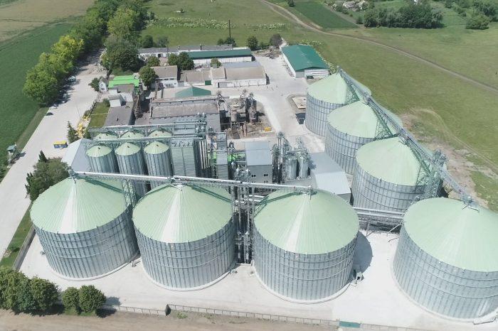 «Эпицентр Агро» запустил элеватор мощностью 150 тыс. тонн в Киевской области