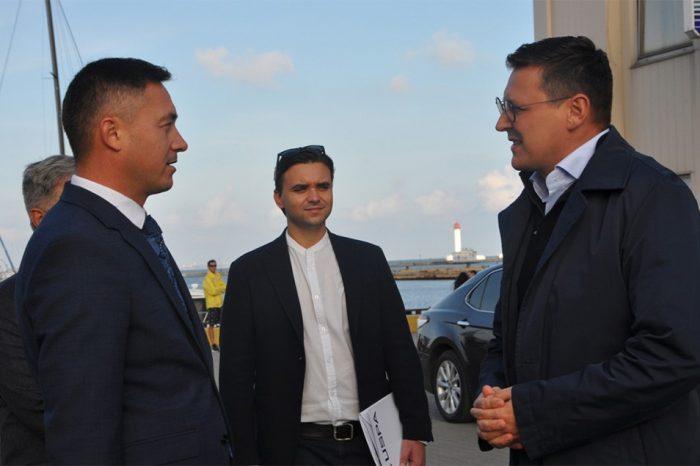Польские партнеры готовы к сотрудничеству с Одесским портом