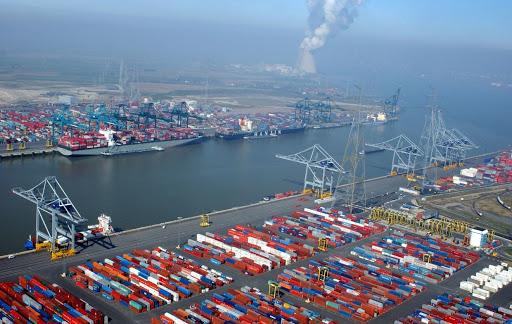Объемы перевалки стимулируют рост порта Антверпен