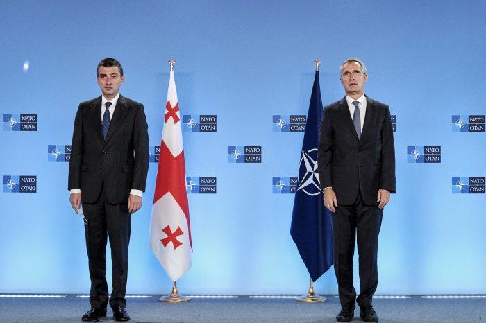 Корабли НАТО будут чаще посещать порты Грузии