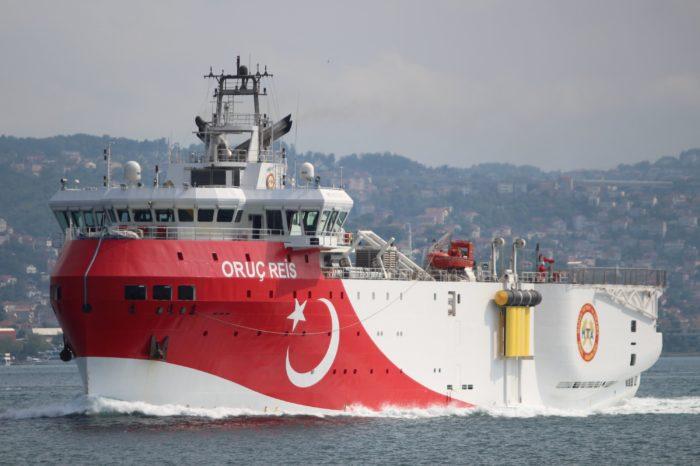 Турция и Греция не могут поделить Восточное Средиземноморье