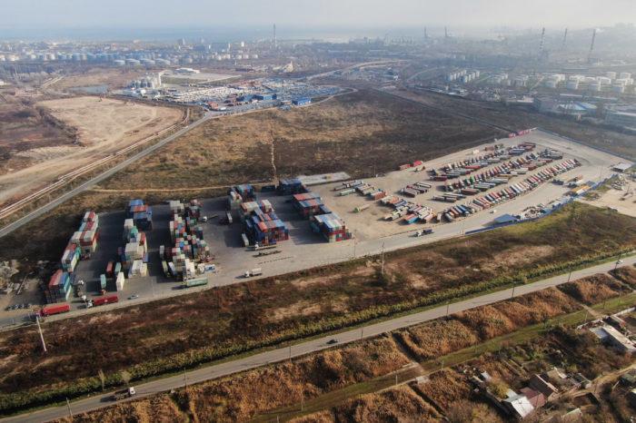"""""""Евротерминал"""" строит новый железнодорожный путь к Одесскому порту"""