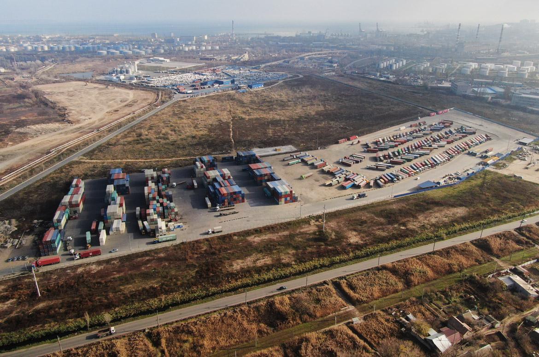 Сухой порт компании «Евротерминал» функционирует в синергетической связке с портом Одессы