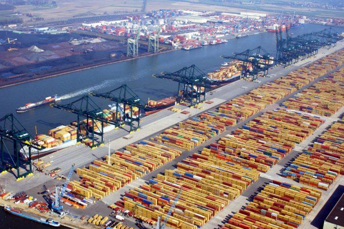 Порт Антверпен получит 9 млн. евро на создание транспортной инфраструктуры CO2