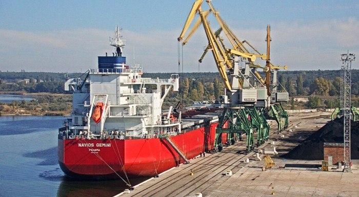 Утверждён новый План развития морского порта Ольвия