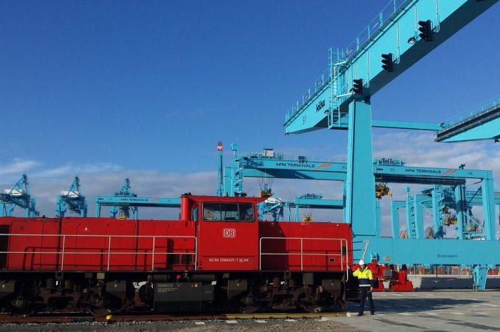 DB Cargo открывает новые рейсы для крупнейших портов Европы