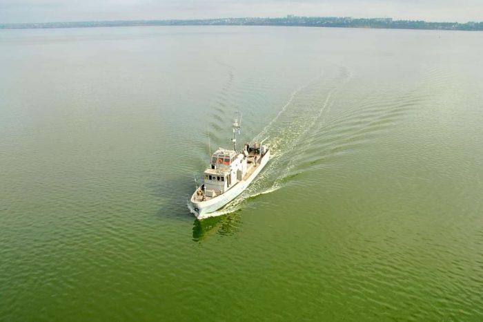 Николаевский судостроительный завод досрочно завершил ремонт катера для ВМС