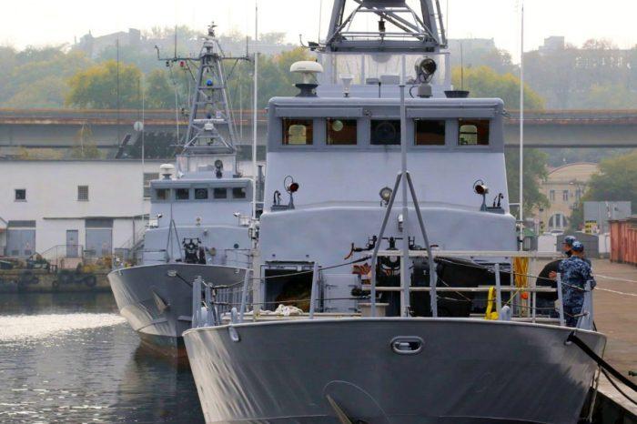 Великобритания поможет Украине восстановить военно-морской флот