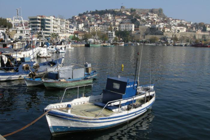 Греция получила пять заявок на строительство терминала в порту Кавала