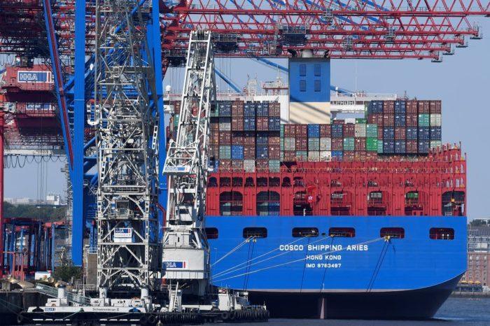 COSCO SHIPPING Ports объявляет о положительных результатах за три квартала