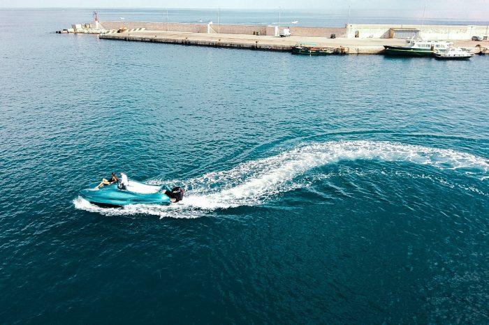 В Италии представили лодку, распечатанную на 3D-принтере (ФОТО)