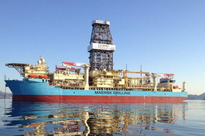 Maersk Drilling заключили контракт на буровые работы в Анголе