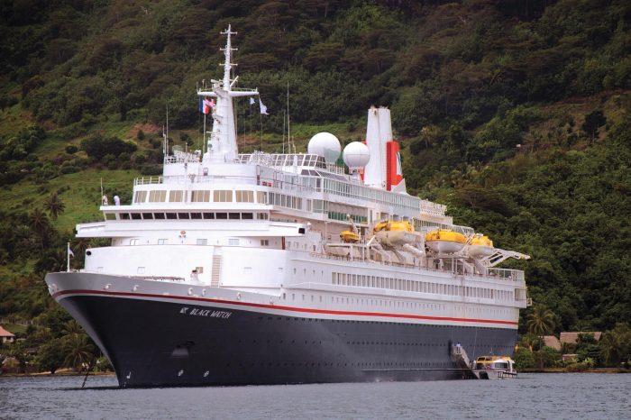 Старые круизные лайнеры не пережили кризис COVID-19