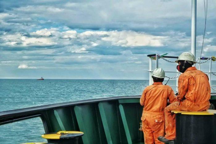 МИУ пытается отделаться от проблем украинских моряков