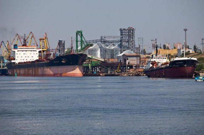 В портах Украины собрали 4,7 млрд грн портовых сборов за год