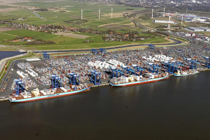 Немецкий порт Бремерхафен начинает сотрудничество с Portchain