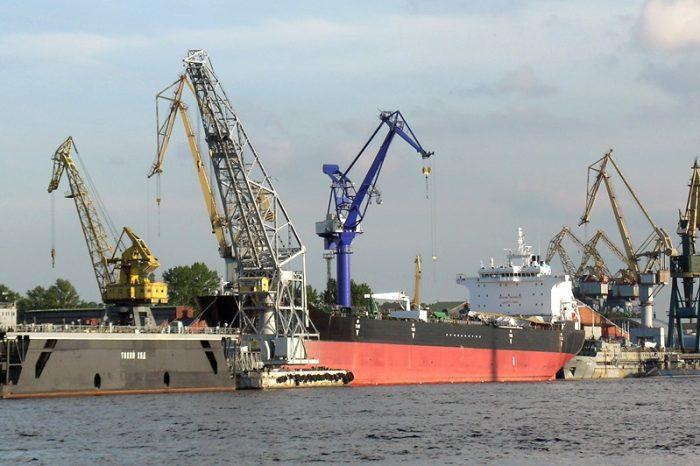 За 9 месяцев морские порты Украины обработали почти 120 тонн млн грузов
