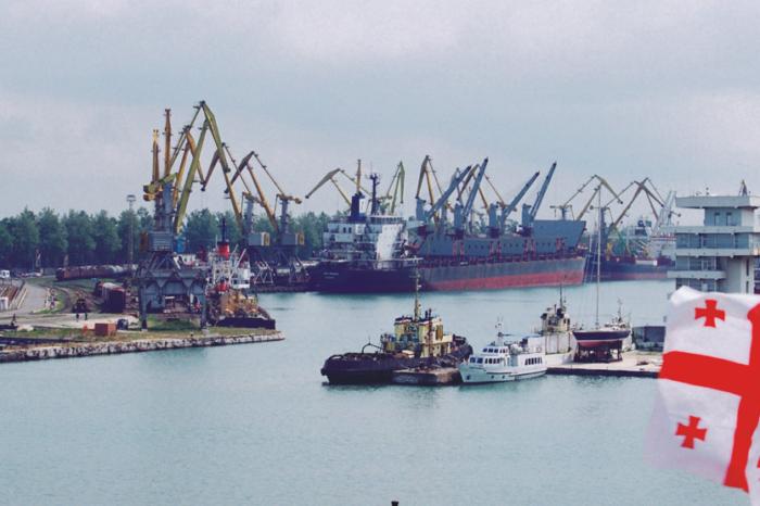 В порту Поти построят новый терминал