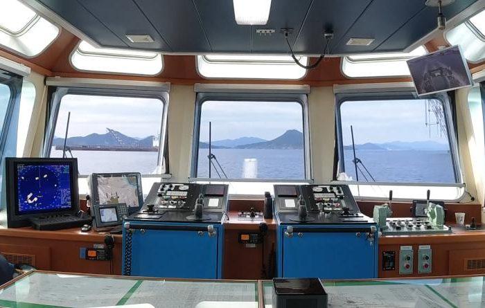 Samsung Heavy Industries демонстрирует успешное дистанционное управление 38-метровым судном