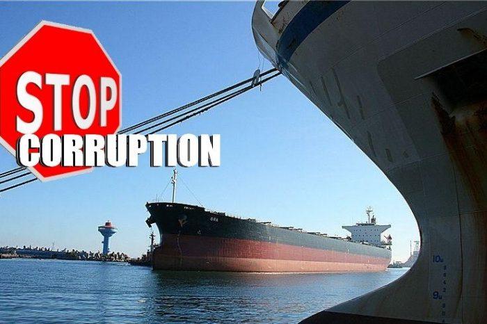 Украинские моряки выступают против коррупции